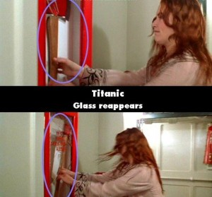 21 Titanic Movie Mistakes You May Have Missed (21 photos) 2