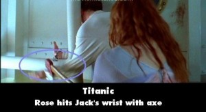 21 Titanic Movie Mistakes You May Have Missed (21 photos) 3