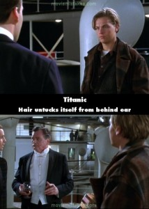 21 Titanic Movie Mistakes You May Have Missed (21 photos) 6