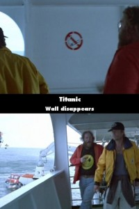 21 Titanic Movie Mistakes You May Have Missed (21 photos) 9