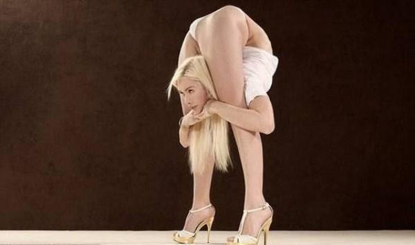 very flexible girls 14 Extremely Flexible Girls (41 photos)