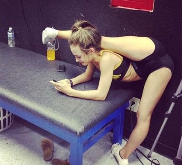 very flexible girls 15