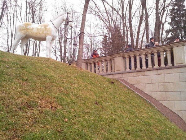 viktor yanukovych residence 17 Viktor Yanukovychs Abandoned Residence (40 photos)