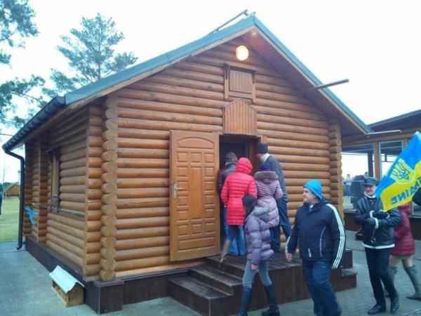 viktor yanukovych residence 20 pictures