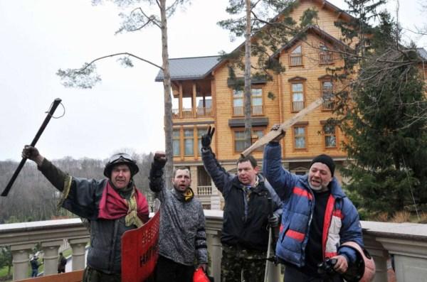 viktor yanukovych residence 30 pictures