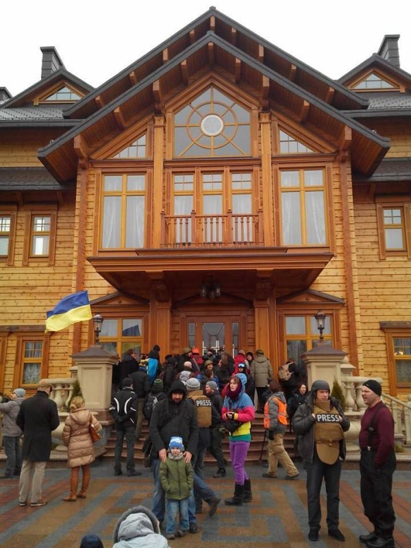 viktor yanukovych residence 7 Viktor Yanukovychs Abandoned Residence (40 photos)