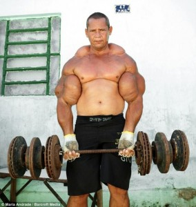 The Real-life Popeye (15 photos) 1