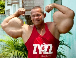 The Real-life Popeye (15 photos) 10