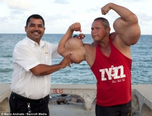 The Real-life Popeye (15 photos) 11