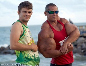 The Real-life Popeye (15 photos) 13