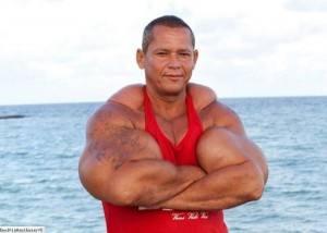 The Real-life Popeye (15 photos) 14