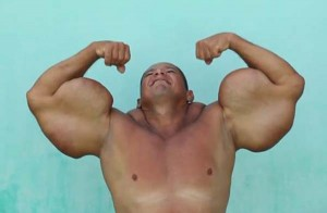 The Real-life Popeye (15 photos) 15