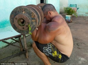 The Real-life Popeye (15 photos) 3