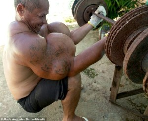 The Real-life Popeye (15 photos) 4