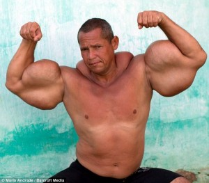 The Real-life Popeye (15 photos) 7
