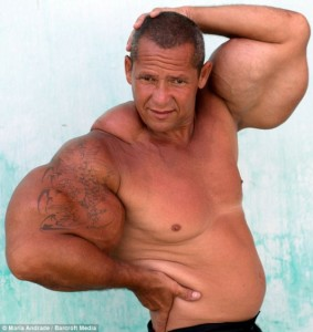 The Real-life Popeye (15 photos) 8