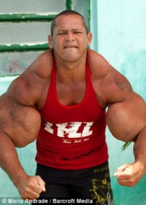The Real-life Popeye (15 photos) 9