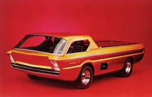27 Unusual Concept Cars (27 photos) 1