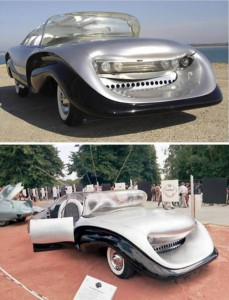 27 Unusual Concept Cars (27 photos) 17