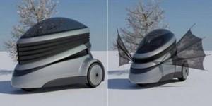 27 Unusual Concept Cars (27 photos) 19
