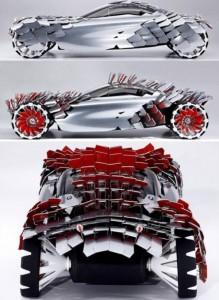 27 Unusual Concept Cars (27 photos) 20
