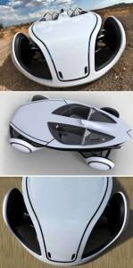 27 Unusual Concept Cars (27 photos) 23