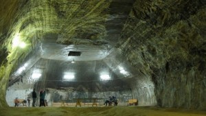 Old Salt Mine Turned Into An Amusement Park (24 photos) 10