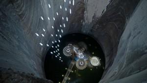 Old Salt Mine Turned Into An Amusement Park (24 photos) 6
