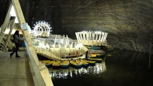 Old Salt Mine Turned Into An Amusement Park (24 photos) 8