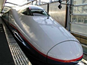 Japan's Superfast Futuristic Trains (31 photos) 11