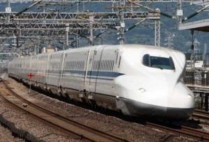 Japan's Superfast Futuristic Trains (31 photos) 12