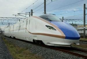 Japan's Superfast Futuristic Trains (31 photos) 13