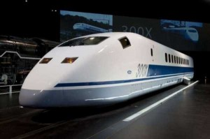 Japan's Superfast Futuristic Trains (31 photos) 15