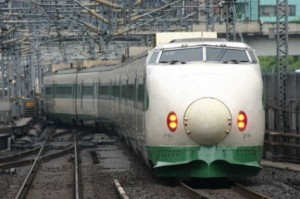 Japan's Superfast Futuristic Trains (31 photos) 17