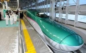 Japan's Superfast Futuristic Trains (31 photos) 18