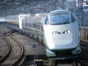 Japan's Superfast Futuristic Trains (31 photos) 2