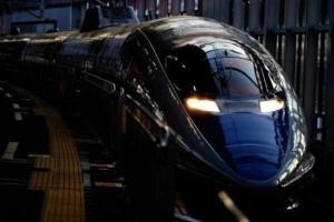 Japan's Superfast Futuristic Trains (31 photos) 21