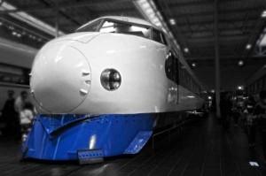 Japan's Superfast Futuristic Trains (31 photos) 23