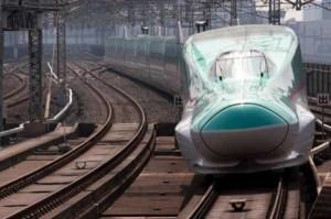 Japan's Superfast Futuristic Trains (31 photos) 25