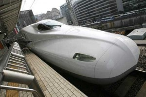 Japan's Superfast Futuristic Trains (31 photos) 3