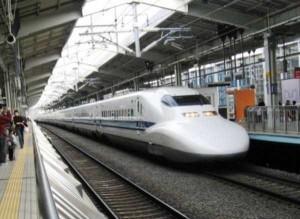 Japan's Superfast Futuristic Trains (31 photos) 4