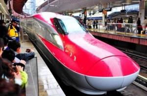 Japan's Superfast Futuristic Trains (31 photos) 5