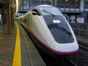 Japan's Superfast Futuristic Trains (31 photos) 7