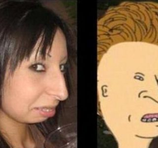 Real Life Doppelgangers of Cartoon Characters (28 photos)