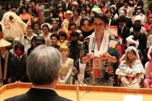 Just An Ordinary Graduation Day In Japan (16 photos) 3