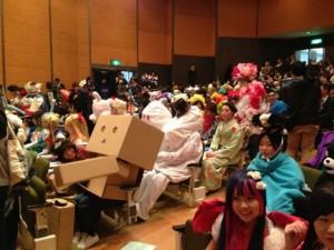 Just An Ordinary Graduation Day In Japan (16 photos) 5