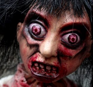 These Dolls Came Straight From Hell (41 photos)
