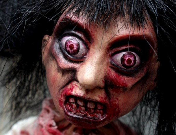 These Dolls Came Straight From Hell (41 photos) 41