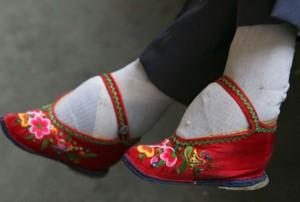 Bizarre Foot Binding In China (19 photos) 3