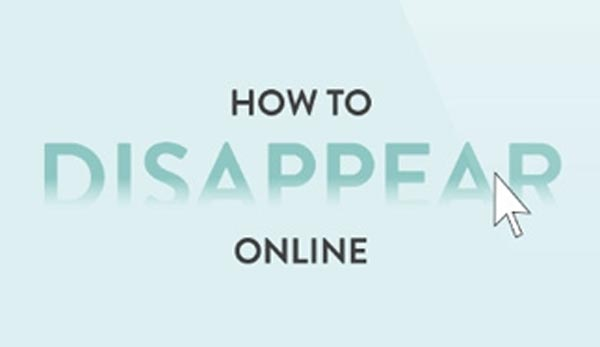 How to Disappear Online (infographic) 2